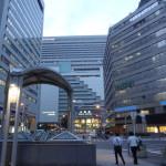 出会いの街、大阪へ