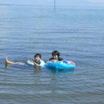 夏休みの旅行
